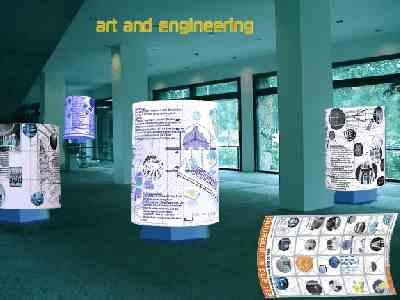 art and engineering - Raum