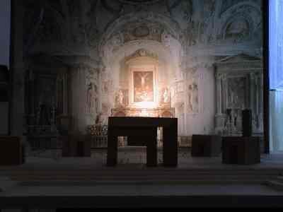 Altar St. Quirinus