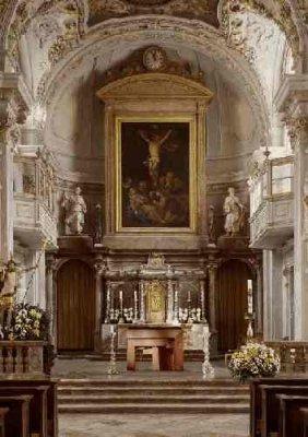 St. Quirinus Presbyterium