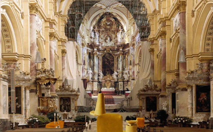 Klosterkirche Ebrach: Ebracher Fuge