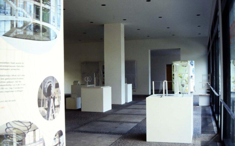 art & engeneering Ausstellung
